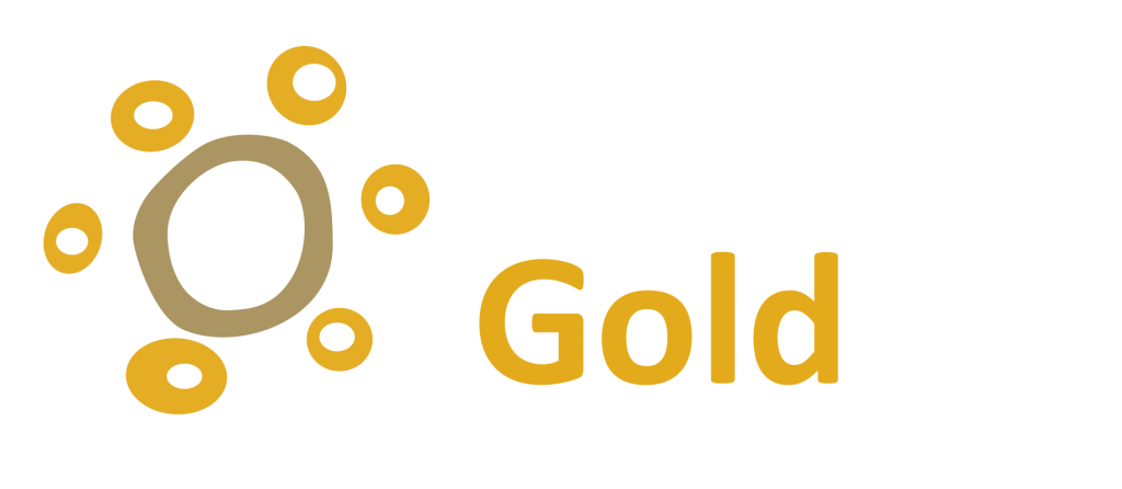 Prodigy Gold - Logo Reversed